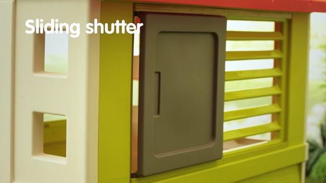 Spielhaus Mit Sommerküche : Smoby spielhaus mit sommerküche ᐅ】spielhaus pretty haus mit