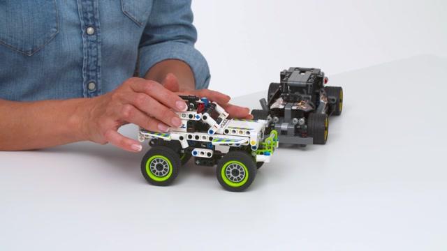 D'intervention Police Technic La De 42047 Voiture Lego 3LS5Rjc4Aq