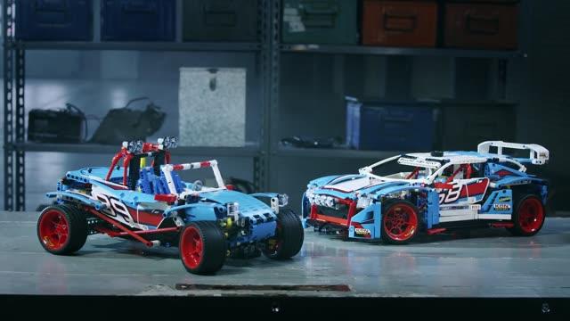 Rallye 42077 Voiture Technic Lego La De NX8nZwPkO0