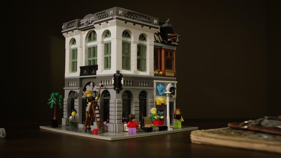 755299a55b79 LEGO reg  Creator Expert Brick Bank 10251