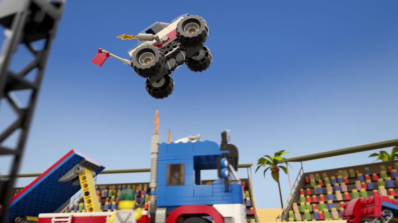 LEGO® Creator Mobile Stunt Show 31085
