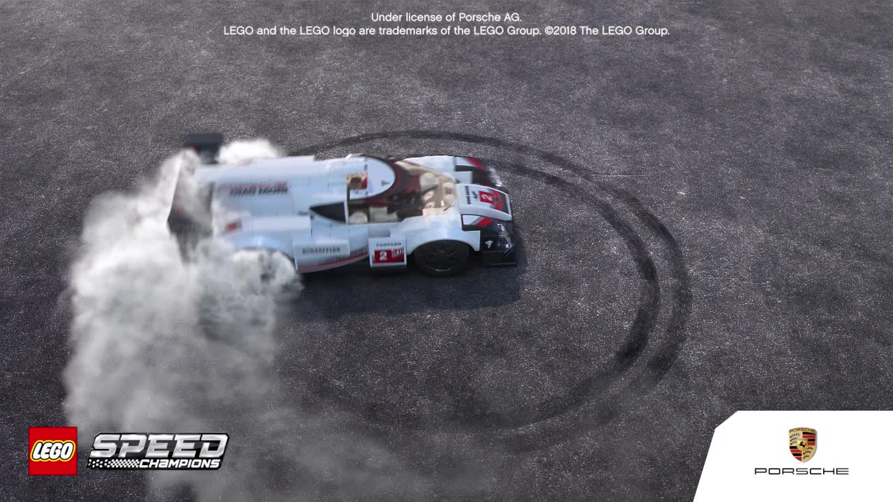 31374edaf LEGO® Speed Champions Porsche 919 Hybrid 75887 | Target Australia