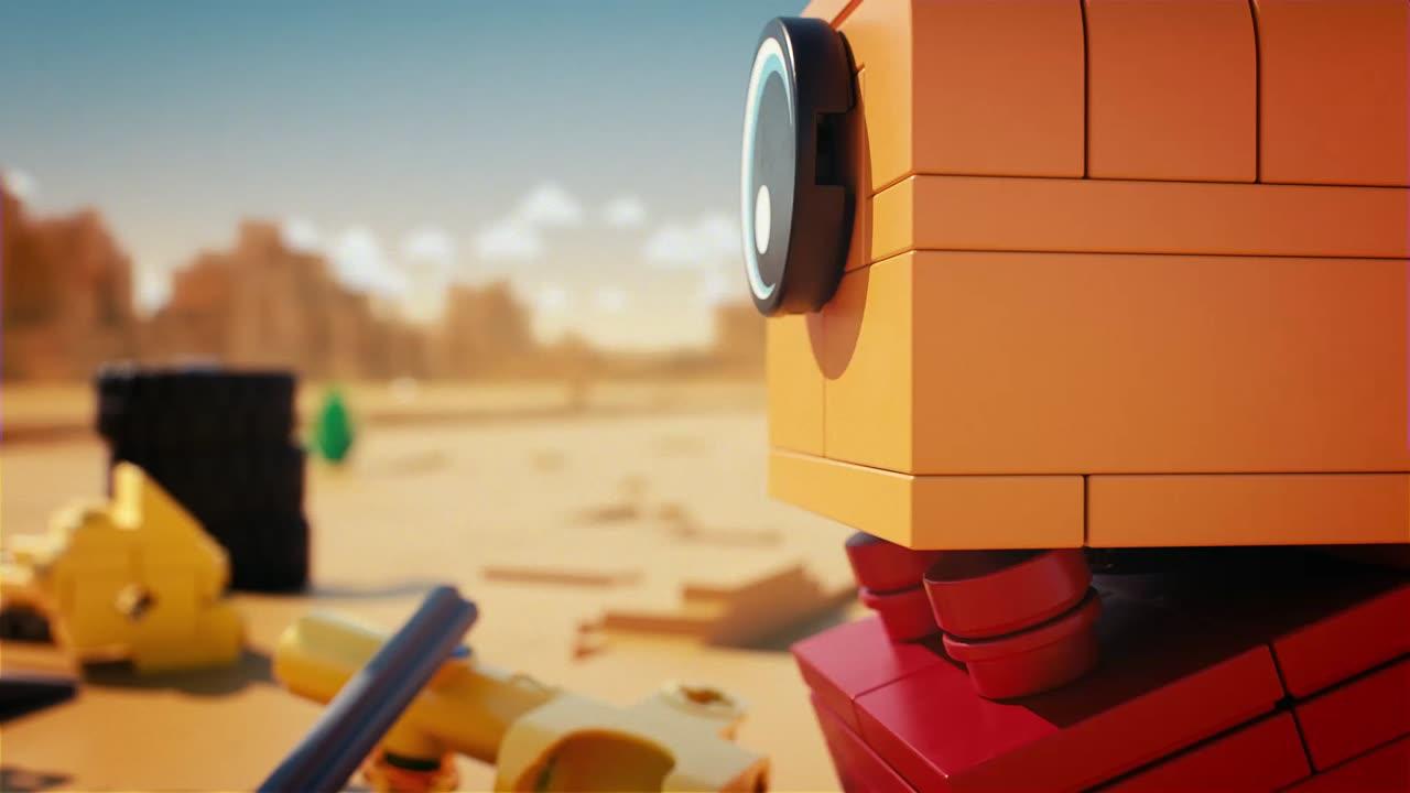 LEGO® Movie 2 Emmet's Thricycle! 70823