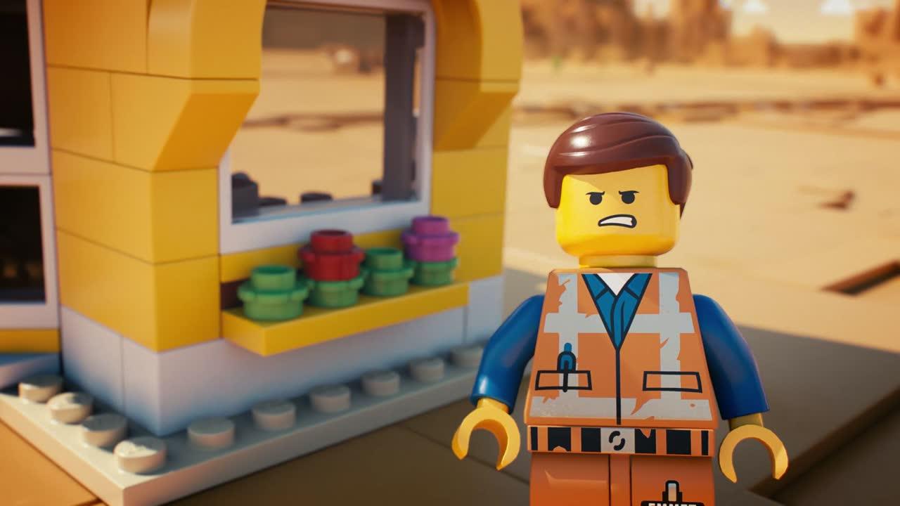 LEGO® Movie 2 Emmet's Dream House/Rescue Rocket! 70831